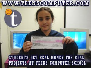 teens computer school